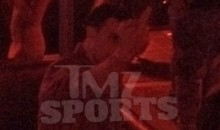 Johnny Manziel Heckled, Has Drink Thrown At Him at Dallas Bar (Pics)