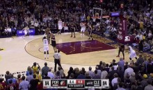 Kyrie Irving Scores 55, Including Game-Winning Three (Video)