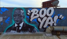 LA Graffiti Artists Honor Stuart Scott With Mural (Pic)