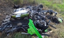 Lamborghini Crash Teaches You To Keep It Under 200 MPH on Highways (Video)