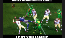Last Night's Jameis Winston Fumble Getting the Parody Treatment (Video)