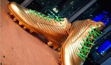 NFL Threatens To Eject Marshawn Lynch For Gold Cleats (Pic)