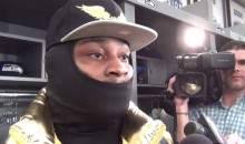 "Marshawn Lynch Postgame Interview: ""I'm Thankful"" Edition (Video)"