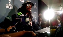 "Today's Marshawn Lynch Response is ""You Know Why I'm Here"" (Video)"