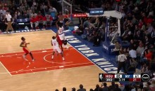 The New York Knicks Made a Nice Play!…And Still Lost (Video)