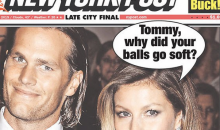 New York Post Headline Offers Up a Painfully Dumb Take on DeflateGate (Pic)