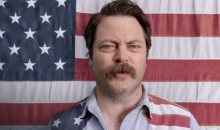 NBC and NASCAR Use This Nick Offerman Song to Get Us Fired Up (Video)