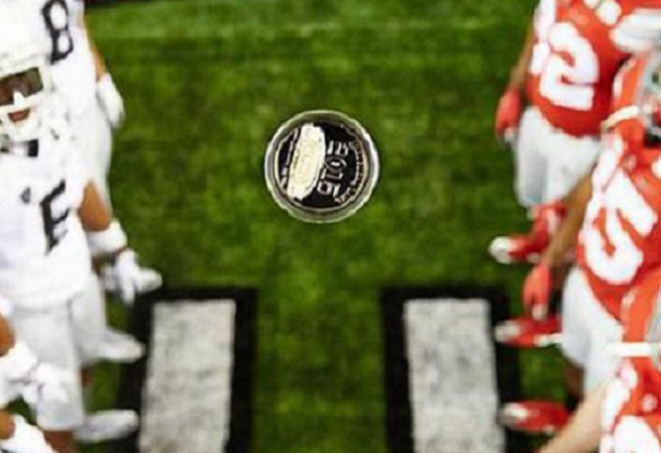 Pro Football Coin Toss Rules Qld Rhea Coin Location Games