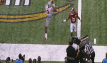 Ohio State Trick Play Sends the Ball from One WR to Another for TD (Videos)