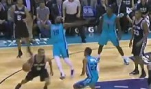 PJ Hairston Flops Into Gregg Popovich's Knees, Infamy (Video)