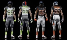 Nike Unveils 2015 NFL Pro Bowl Uniforms (Photos)