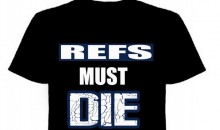 "Cowboys Fans Selling ""Refs Must Die"" Shirts on eBay"