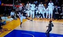 Ronnie Price Open Dunk Goes Horribly, Horribly Wrong (Video)