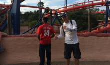 Roy Halladay Takes Picture with Unknowing Roy Halladay Fan, Tweets It (Pic)