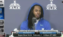 Richard Sherman RIPS Robert Kraft and Roger Goodell (Video)