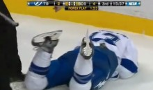Watch Zdeno Chara One-Punch Cedric Paquette of the Lightning (Video)