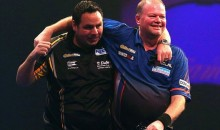 "Darts Player Adrian Lewis Hits Rare ""Nine-Darter"" Perfect Game at World Championships, Still Loses (Video)"
