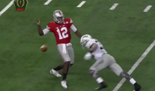 Deja Vu: That Cardale Jones Fumble Was a Lot Like the Jameis Winston Fumble (Video + GIF)