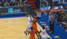 Cliff Alexander Dunk Destroys Two Oklahoma State Players (Video)
