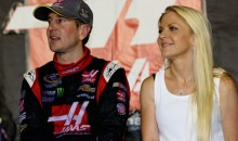 Kurt Busch's Ex-Girlfriend May or May Not Be a Trained Assassin (Pic + Video)