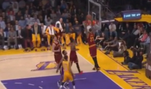 LeBron Alley-Oop Brick Sums Up Worst 36-Point Performance of His Career (Videos)