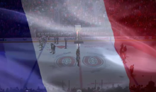 Montreal Canadiens Honor Victims of Paris Terror Attacks by Playing French National Anthem (Video)
