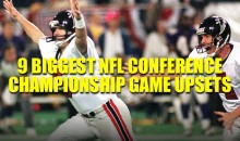 9 Biggest NFL Conference Championship Game Upsets