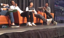 Nick Young and Jeremy Lin Bust Out Witty Banter and Crack One-Liners at Lakers All-Access Event