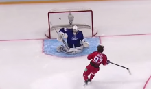 This Nikita Gusev Shootout Goal from the KHL All-Star Skills Competition Beats Anything the NHL Gave Us (Video)