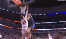Monster Nikola Vucevic Dunk Breaks Pau Gasol in Half (Video)