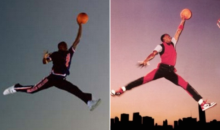 Photographer Sues Nike Over Iconic Jordan Jumpman Logo (Pics)