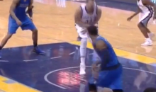 Rajon Rondo Drilled Marc Gasol in the Nuts with a Basketball (Video)