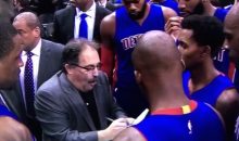 "Stan Van Gundy, Strategic Mastermind: ""Just Form a F*cking Wall"" (Video)"