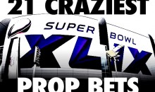 21 Craziest Super Bowl XLIX Prop Bets
