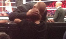 Triple H Breaks Character to Console Crying Kid, Whole Thing Gets Live-Tweeted (Pics)