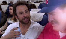 Wade Boggs Told Charlie Day He Drank 107 Beers in One Day (Video)
