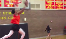 15 Year-Old Perfectly Mimics Victor Oladipo Dunk (Video)