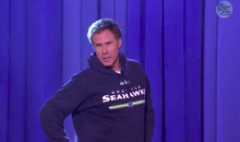 A Kevin Hart-Will Ferrell Lip Sync Battle Raised Some Seattle Spirits (Video)