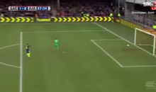 Ajax Goalkeeper, On Loan to Go Ahead Eagles, Lets in Ajax Goal…Hmm (Video)