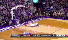 Arizona's Rondae Hollis-Jefferson Eats It on a Fastbreak (Video)