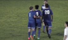 CA High School Soccer Player Scores Almost Directly From Kick-Off (Video)