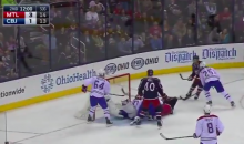 Corey Tropp Goal Gets Disallowed, But Is Still Pretty Impressive (Video)