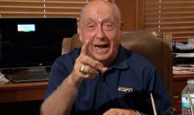 "Dick Vitale Claims Virginia Fans ""Love Their Hoes"" on TV (Video)"
