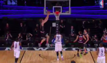 Dirk Nowitzki Alley-Oop Was the Highlight of the NBA All-Star Game (Video)