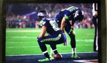 Doug Baldwin's 'Pants-Drop' Celebration Offended NBC (Video)