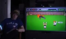 Dude Demolishes 'Mike Tyson's Punch-Out' Blindfolded (Video)