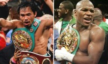 Floyd Mayweather vs. Manny Pacquiao is Official!