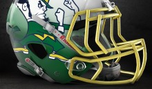 Check Out These NCAA Football Helmet Concept Designs (Gallery)
