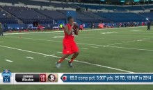 Jameis Winston Combine: QB Impresses Scouts With Performance (Videos)