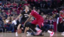 James Harden Crossover Shatters Ricky Rubio's Ankles (Video)